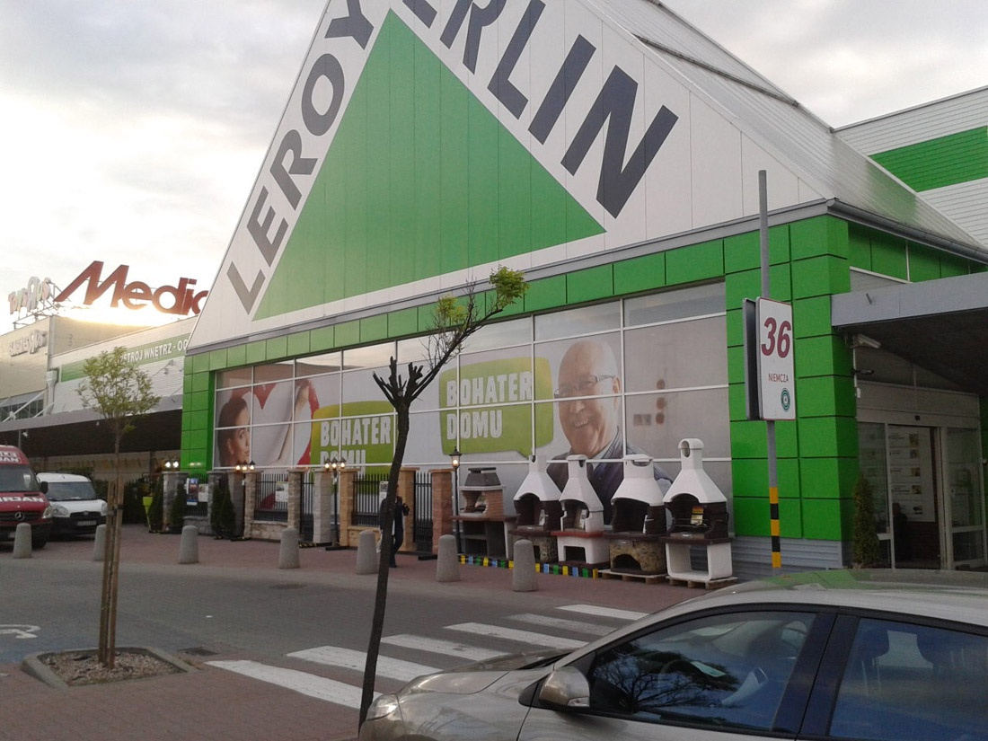 Leroy merlin outlet leroy merlin outlet jardin clermont for Le roy merlin paris